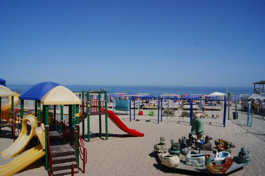 Пляжный контроль в Одессе: 16 ст. Большого Фонтана (фото) - фото 5