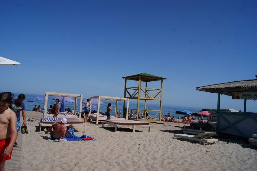 Пляжный контроль в Одессе: 16 ст. Большого Фонтана (фото) - фото 7