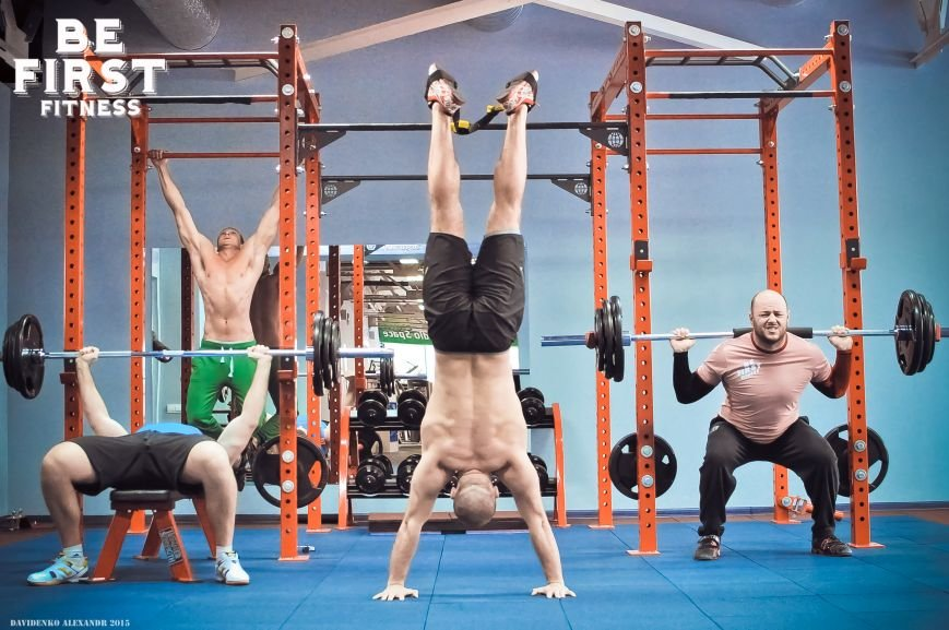 Настоящий фитнес всего за 9,70 грн в день в фитнес-центре «Be First Fitness», фото-2