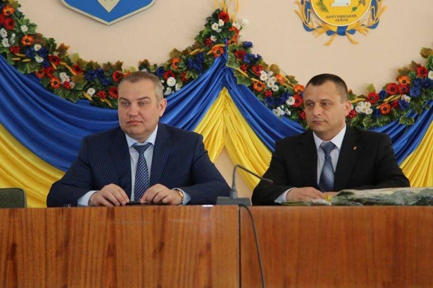 Губернатор Херсонщины поставил перед главой Цюрупинской РГА задачи (Фото), фото-5