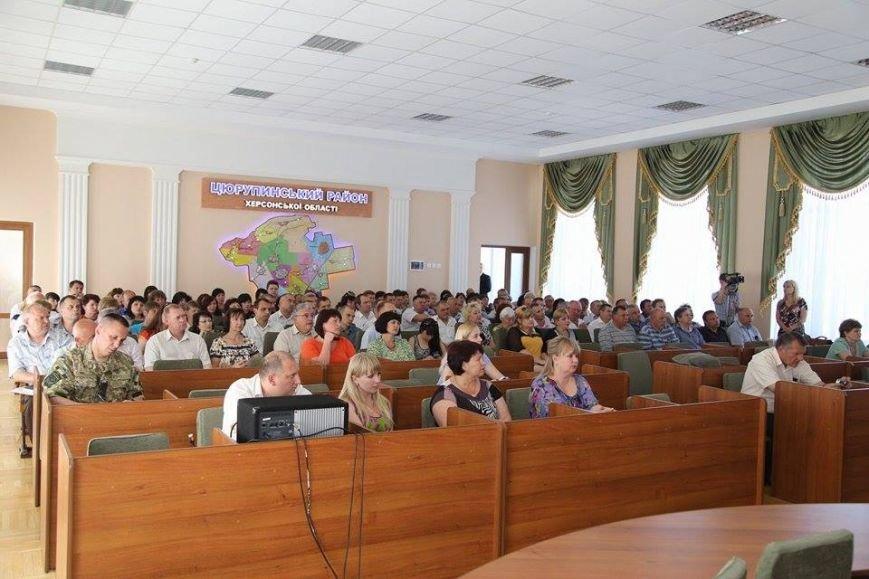 Губернатор Херсонщины поставил перед главой Цюрупинской РГА задачи (Фото), фото-4