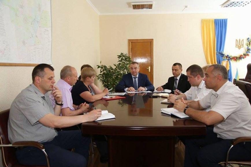 Губернатор Херсонщины поставил перед главой Цюрупинской РГА задачи (Фото), фото-2