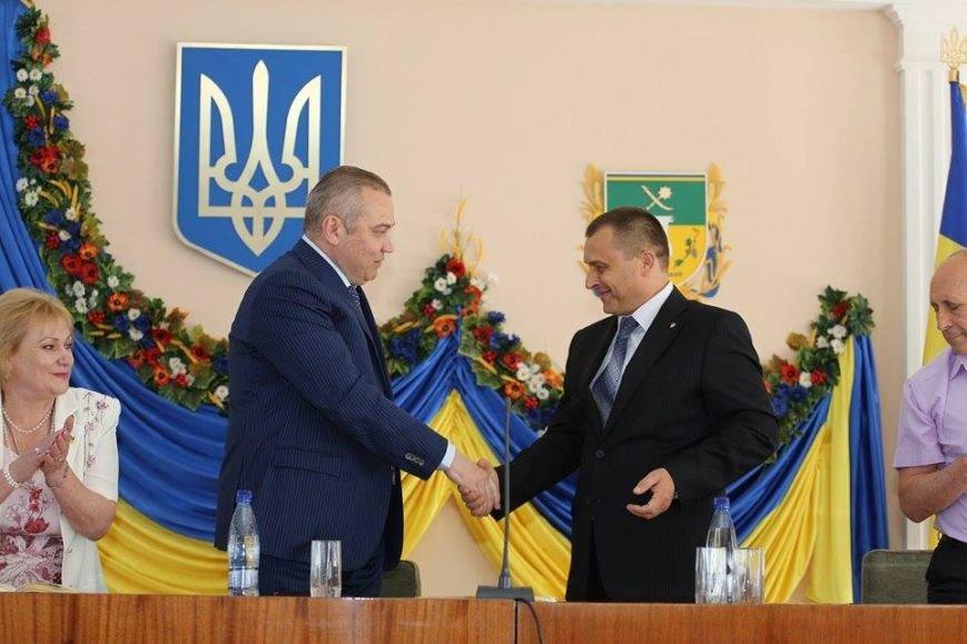 Губернатор Херсонщины поставил перед главой Цюрупинской РГА задачи (Фото), фото-1