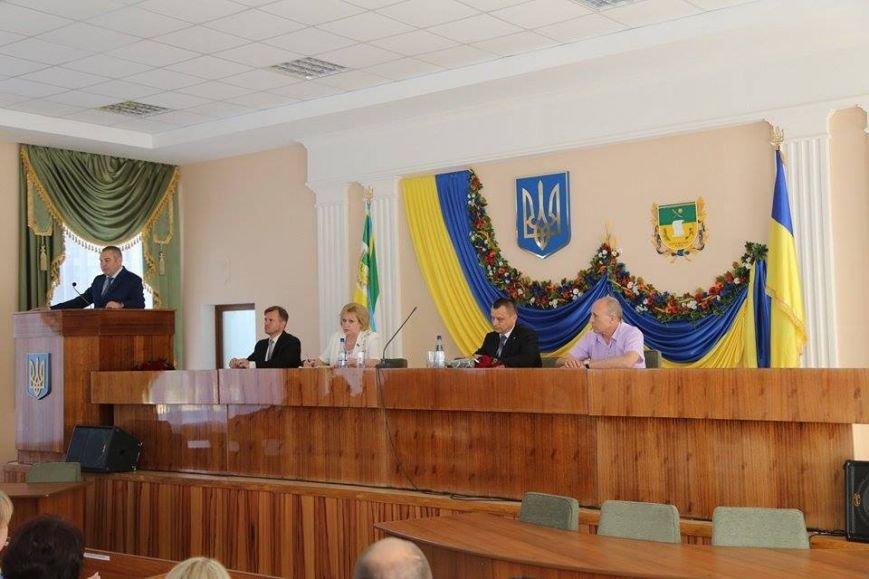 Губернатор Херсонщины поставил перед главой Цюрупинской РГА задачи (Фото), фото-3