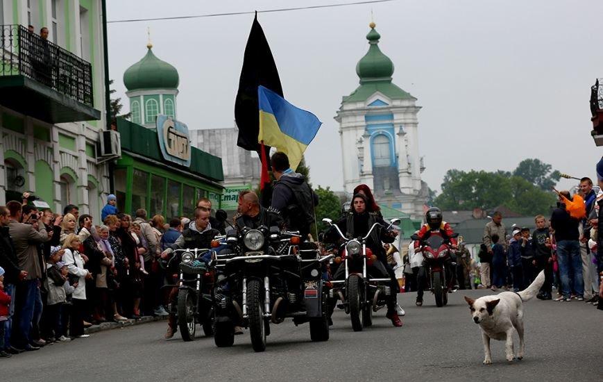 У Кременці вперше відсвяткував день міста у статусі обласного значення (фото) - фото 1