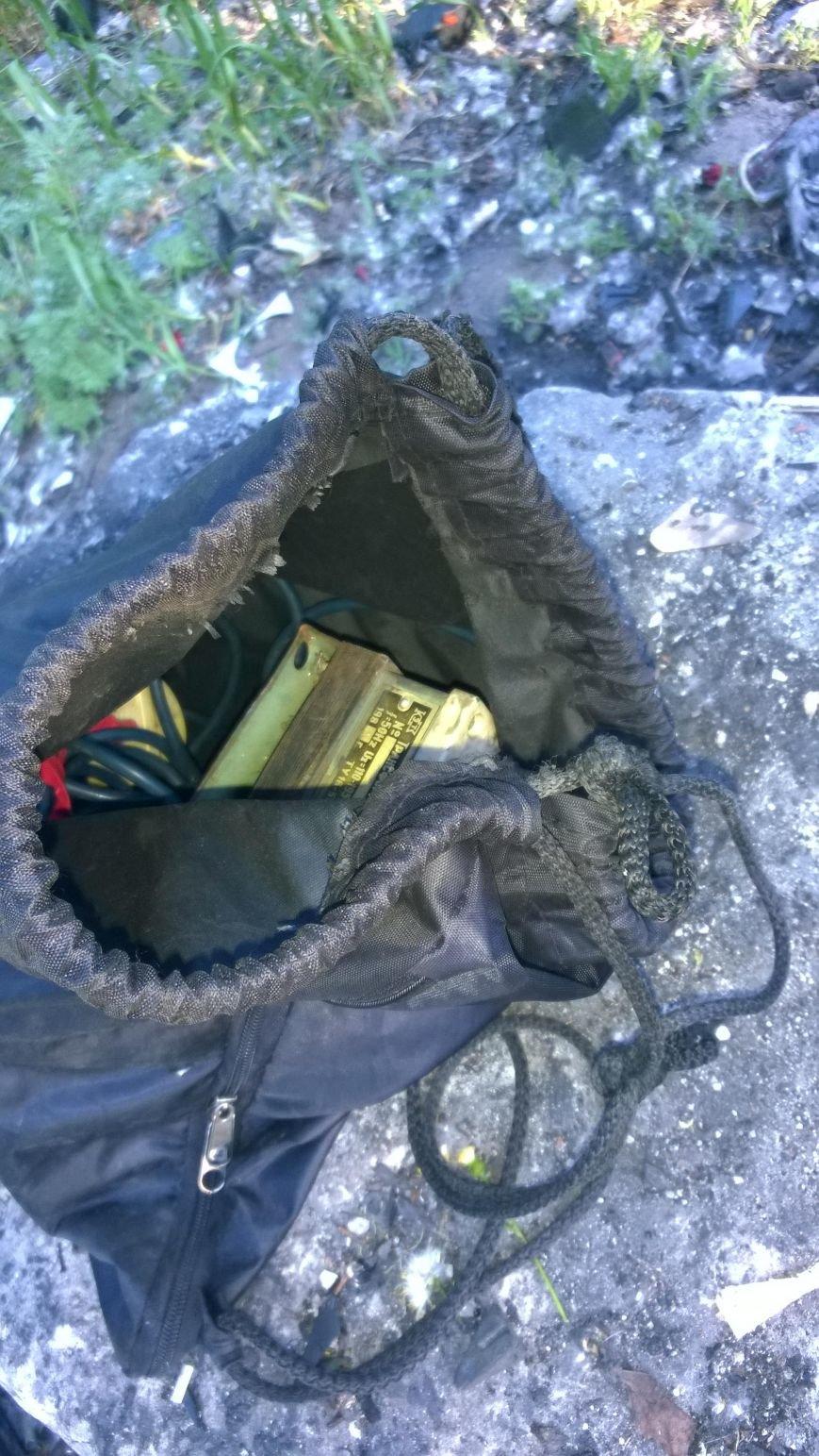 Комсомольский школьник украл на металлолом железнодорожный светофор (ФОТО), фото-1