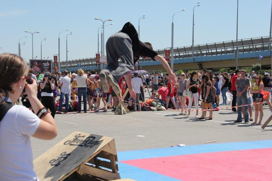 В Волгограде разыграли пятый кубок ЕВРОПА СИТИ МОЛЛ по STREETBALL & OPEN AIR PARTY, фото-1
