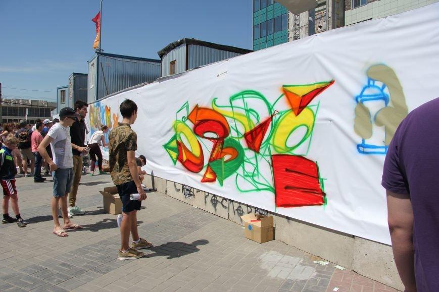 В Волгограде разыграли пятый кубок ЕВРОПА СИТИ МОЛЛ по STREETBALL & OPEN AIR PARTY, фото-3