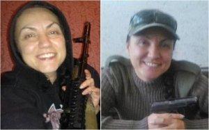 Задержана женщина с позывным «Тереза», которая расстреливала пленных украинцев (ВИДЕО) (фото) - фото 1