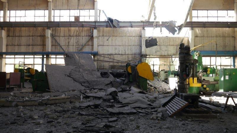 Украинские военные показали миссии ОБСЕ результаты обстрелов Авдеевки (ФОТО), фото-3