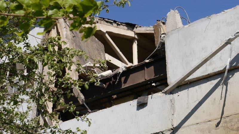 Украинские военные показали миссии ОБСЕ результаты обстрелов Авдеевки (ФОТО), фото-10