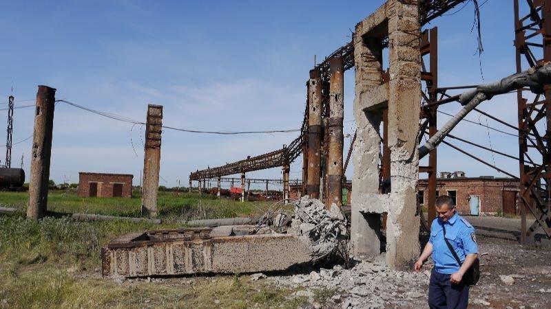 Украинские военные показали миссии ОБСЕ результаты обстрелов Авдеевки (ФОТО), фото-19