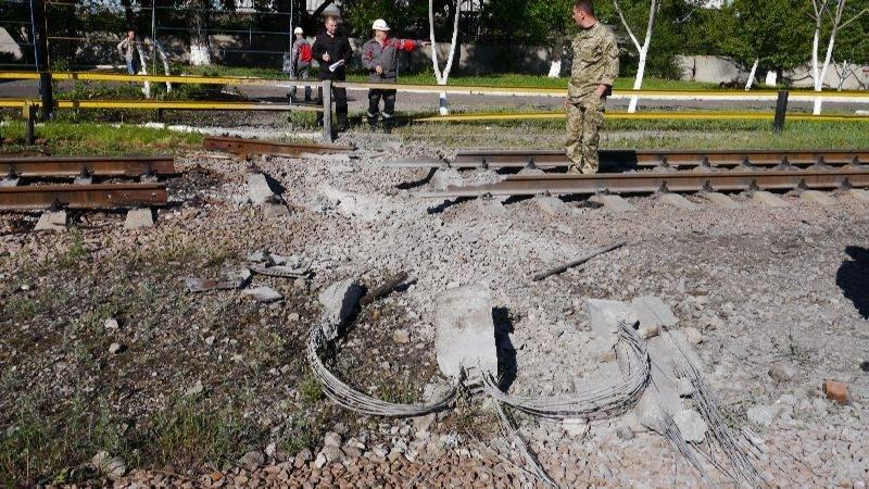 Украинские военные показали миссии ОБСЕ результаты обстрелов Авдеевки (ФОТО), фото-1