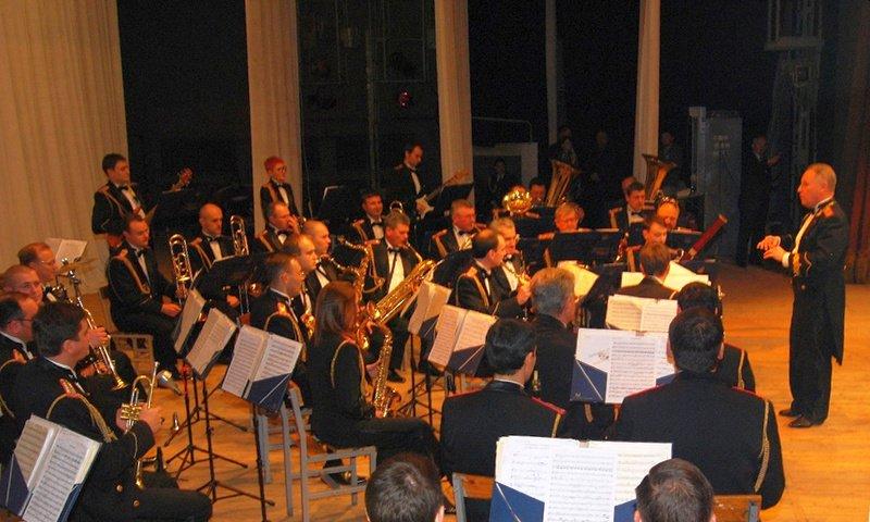 Національний президентський оркестр України виступив на Рівненщині (фото) - фото 1