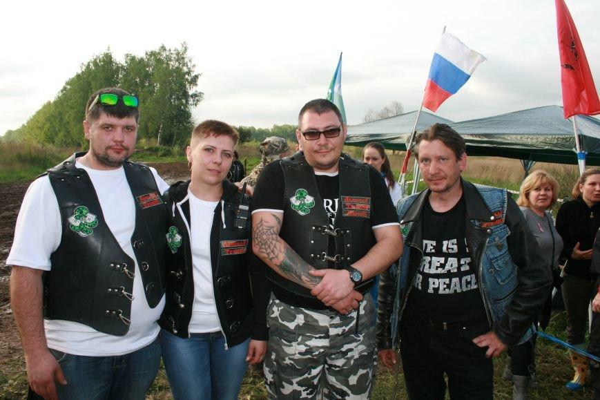 Мото-клуб «Анаконда» отметил свой день Рождения и открыл  мотосезон в Троицке (ФОТО), фото-1