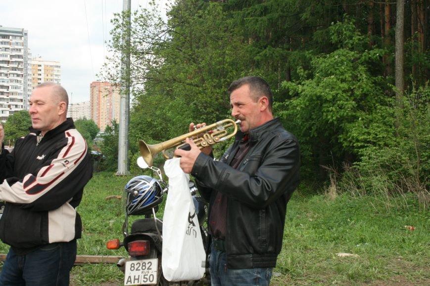 Мото-клуб «Анаконда» отметил свой день Рождения и открыл  мотосезон в Троицке (ФОТО), фото-6
