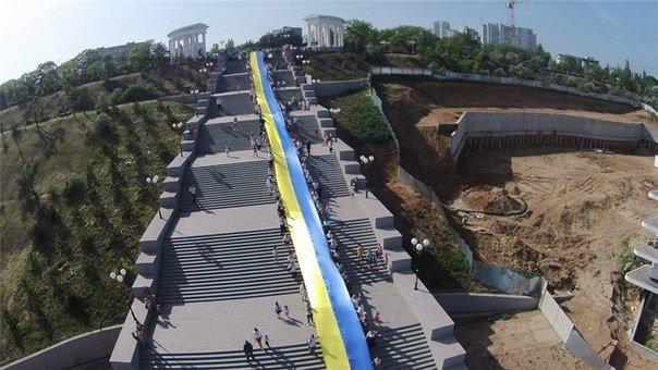 «Іллічівськ-це Україна»: жители города высказали свое мнение (фото) - фото 1
