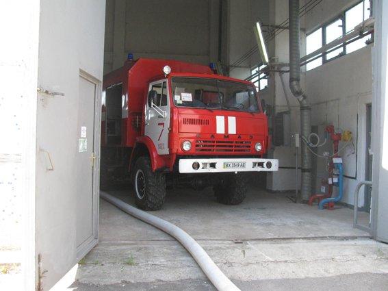 На Хмельницькій АЕС відбулось комплексне пожежно-тактичне навчання (фото) - фото 3