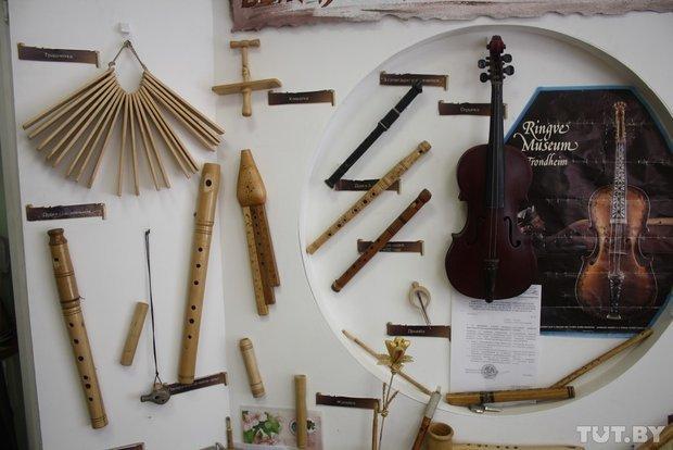 Фоторепортаж: мастер из Гродно 20 лет делает народные музыкальные инструменты (фото) - фото 4
