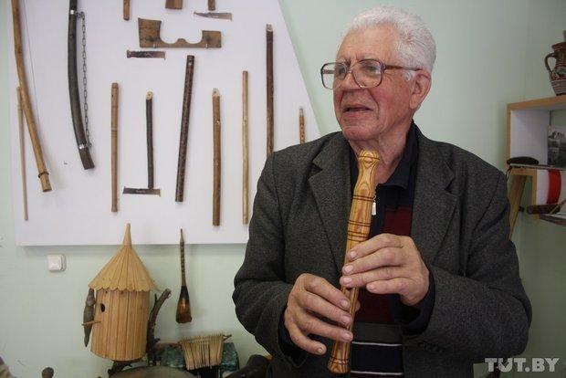 Фоторепортаж: мастер из Гродно 20 лет делает народные музыкальные инструменты (фото) - фото 18