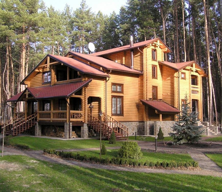 Строительство деревянных домов в Харькове (фото) - фото 1