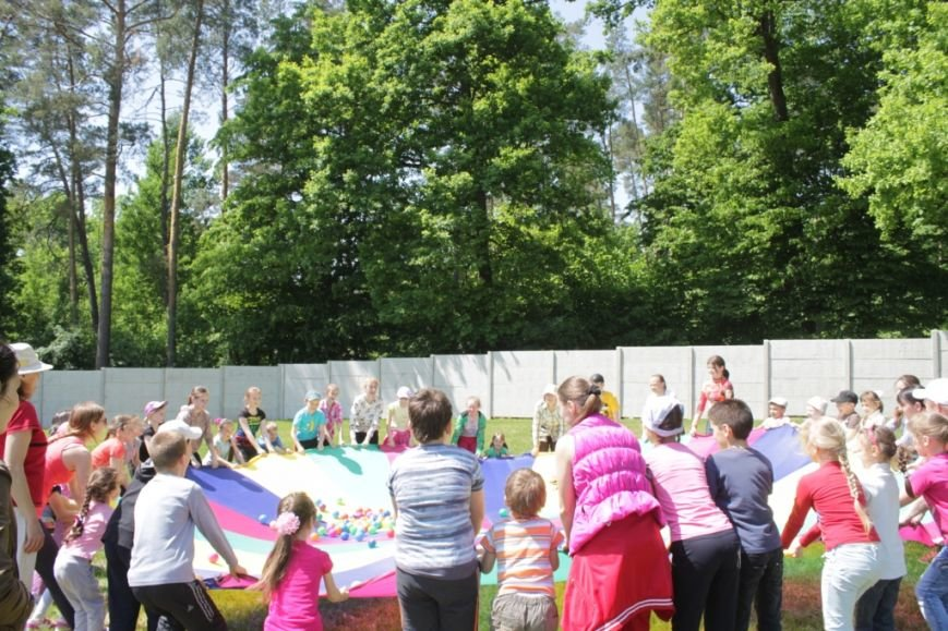 У Житомирі для вихованців Духовної дитячої недільної школи провели День здоров'я (фото) - фото 1