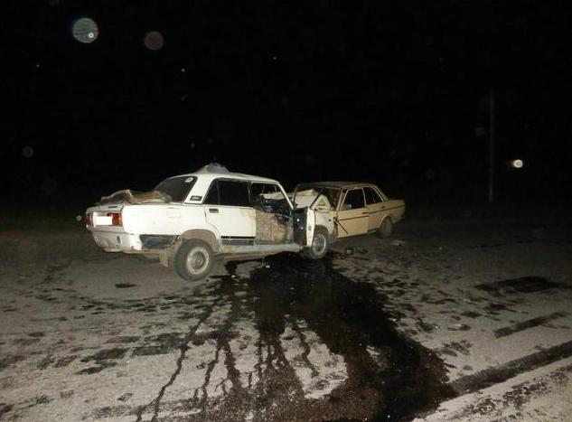 ДТП в Купянском районе: один человек погиб, 6 - в больнице (ФОТО) (фото) - фото 1