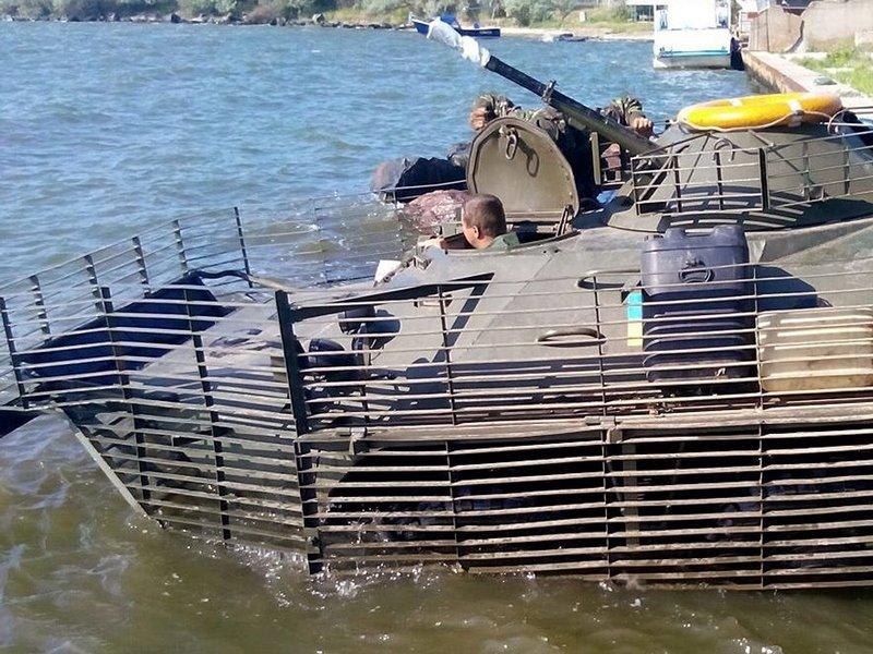 Николаевские морпехи высадились на Одесчине (ФОТО) (фото) - фото 2