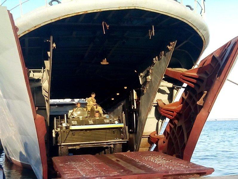 Николаевские морпехи высадились на Одесчине (ФОТО) (фото) - фото 4
