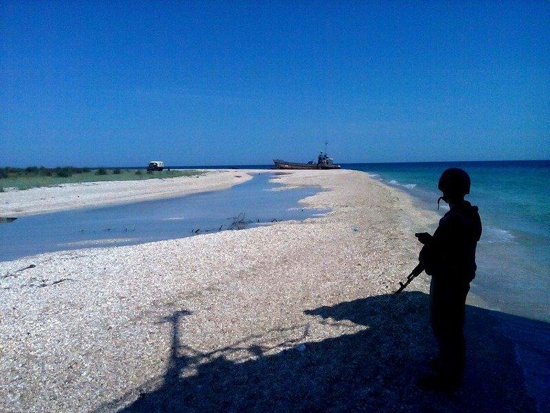 Николаевские морпехи высадились на Одесчине (ФОТО) (фото) - фото 7