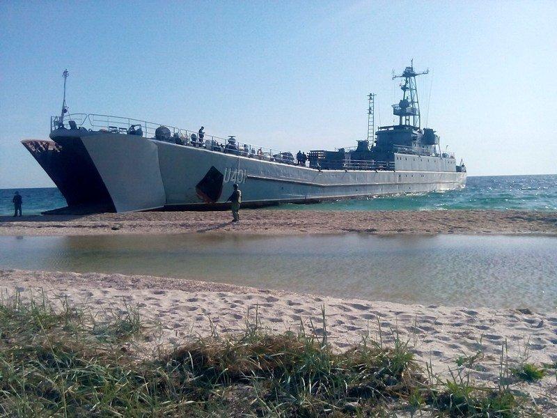 Николаевские морпехи высадились на Одесчине (ФОТО) (фото) - фото 5