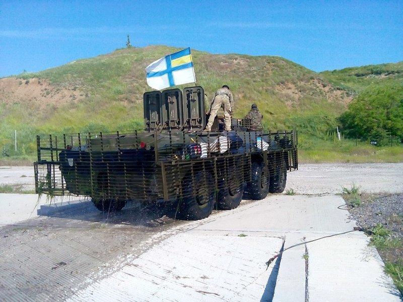 Николаевские морпехи высадились на Одесчине (ФОТО) (фото) - фото 3