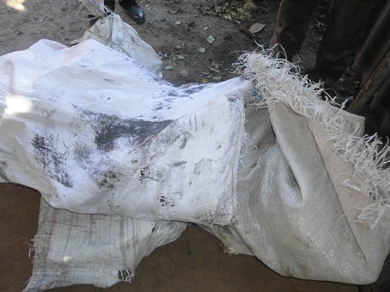 У Котелевському районі раніше судимий чоловік облаштував приймальний пункт металолому у власному дворі (фото) - фото 1