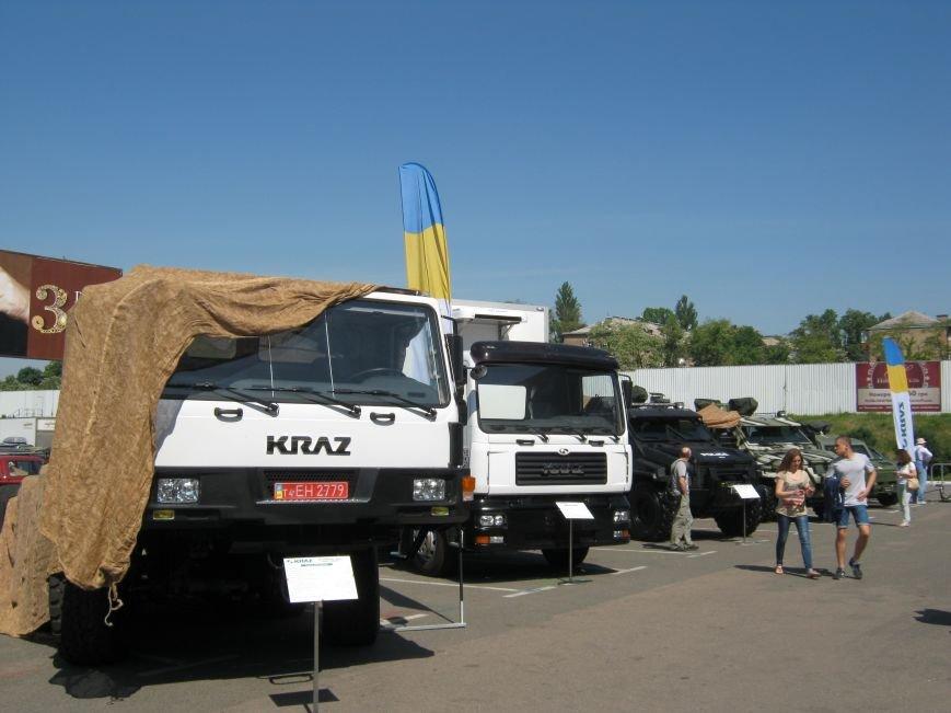 «Волонтерский военпром-2»: КрАЗ – национальная гордость, фото-2