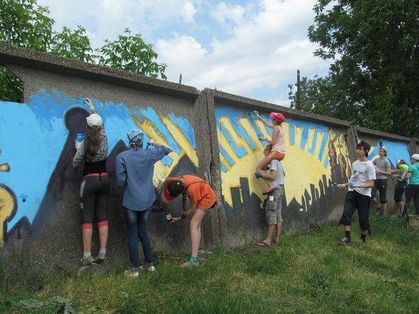 Красноармейские школьники открывают Украину (фото) - фото 5