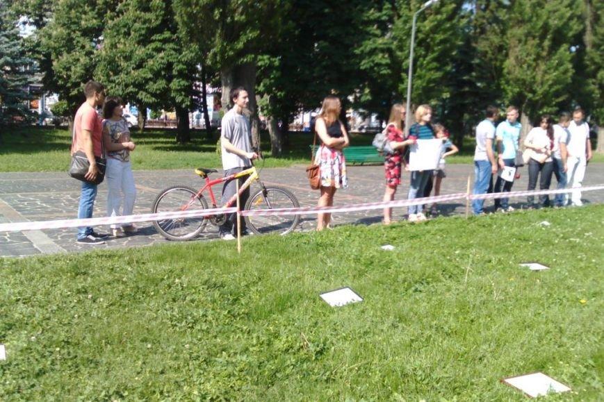 Кладбище в центре Чернигова устроили больные ВИЧ, фото-3