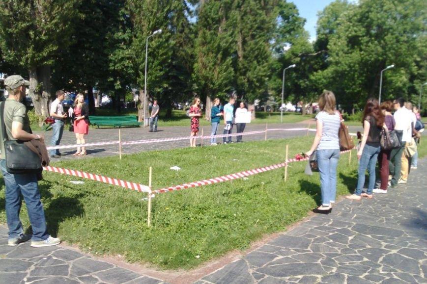 Кладбище в центре Чернигова устроили больные ВИЧ, фото-1