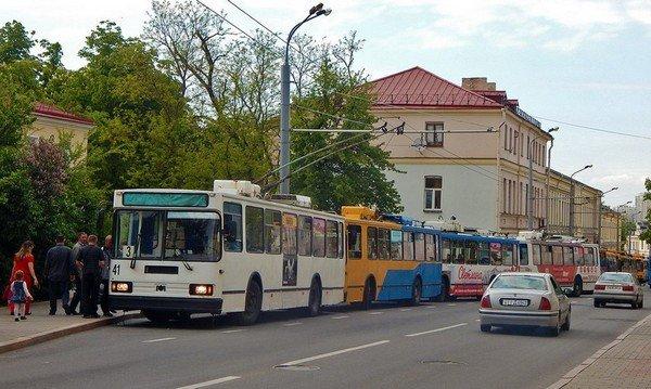 Причиной остановки всех троллейбусов в Гродно 25 мая стала авария на подстанции (фото) - фото 1