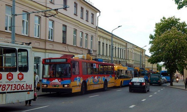 Причиной остановки всех троллейбусов в Гродно 25 мая стала авария на подстанции (фото) - фото 2