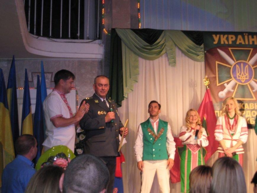 Херсонские пограничники принимают первые поздравления, фото-5