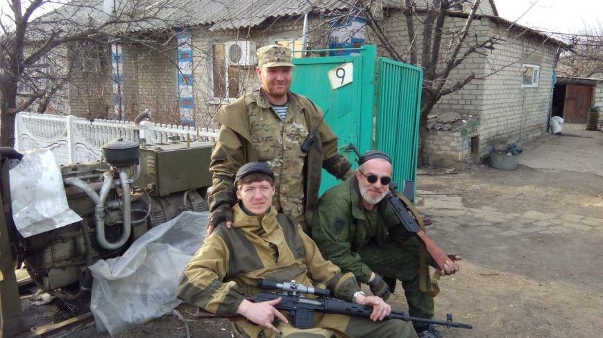 Российские наемники на Донбассе показали свои паспорта (фото) (фото) - фото 2