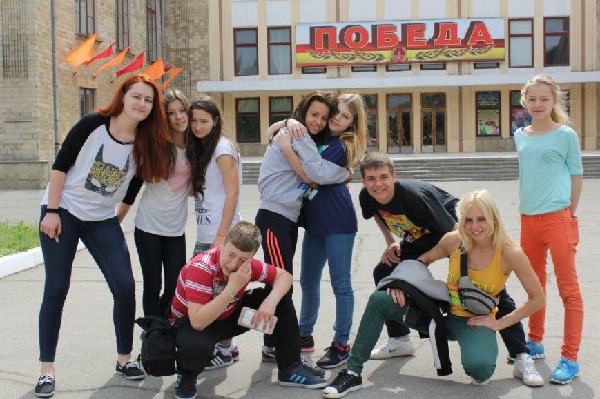 Танцевальная семья Херсона показыает лучшие результаты (фото) - фото 1