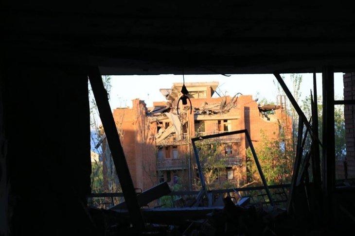 Широкине під вогнем: репортаж з передової франківських журналістів (ФОТО+ВІДЕО), фото-4