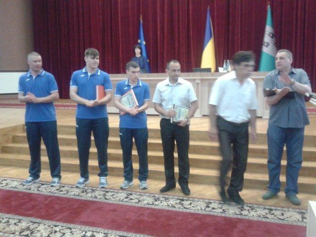 Сумским чемпионам вручили награды (ФОТО), фото-3