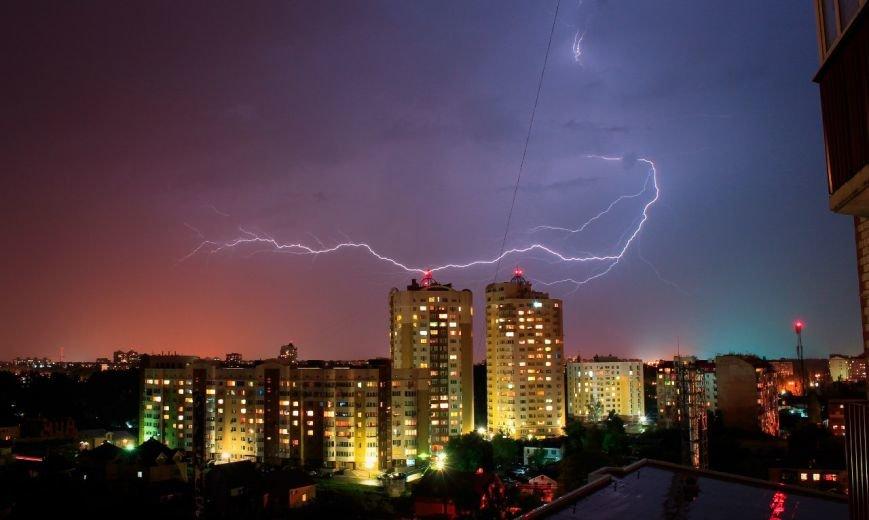 На Киев обрушилась майская гроза (ФОТО) (фото) - фото 3