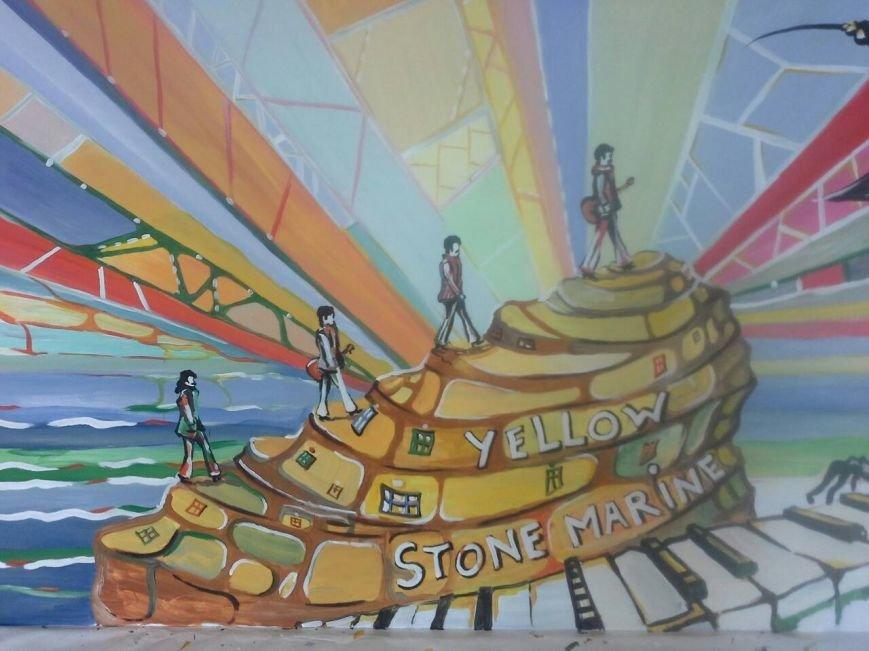 Два одесских пляжа разрисуют граффитчики (ФОТО) (фото) - фото 1