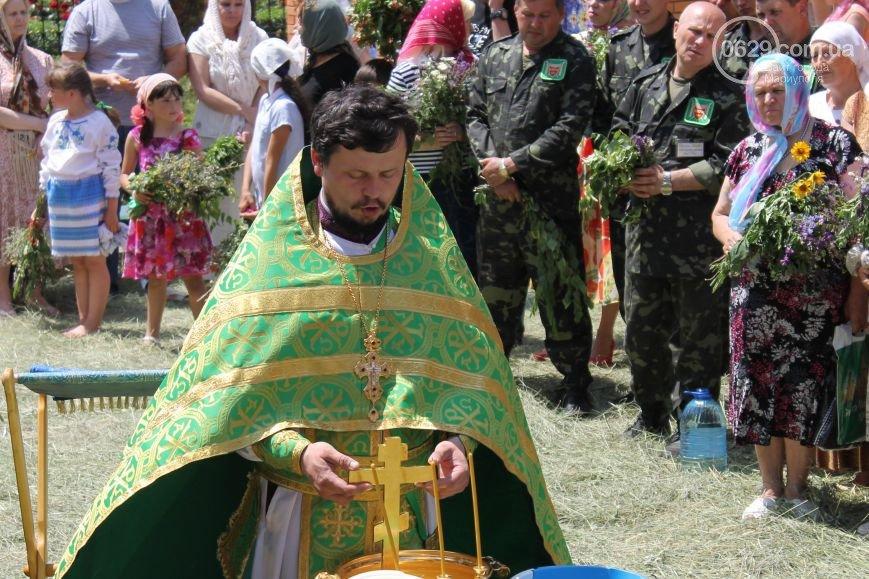 Приглашаем на Троицу в Свято-Покровский храм с.Боевое (фото) - фото 1
