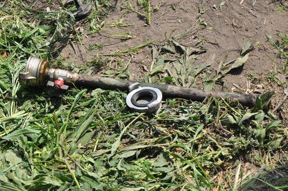 На Полтавщине задержали похитителей газового конденсата (ФОТО) (фото) - фото 2