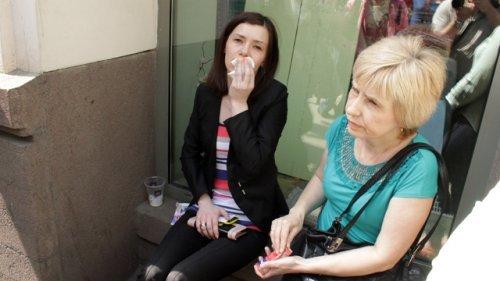 Слідство шукає винних у ДТП, під час якого трамвай збив дівчину на вул. Дорошенка (ФОТО) (фото) - фото 2