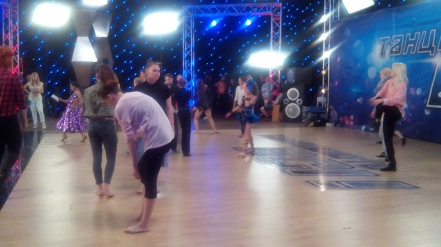 «Танцуют все»: по ту сторону телекамер (фото) - фото 2